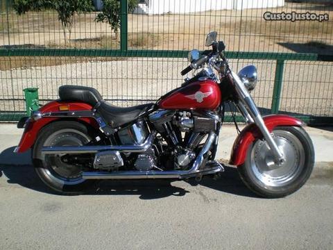 Harley Davidson Fat Boy 1340 Evolution (Mikuni)