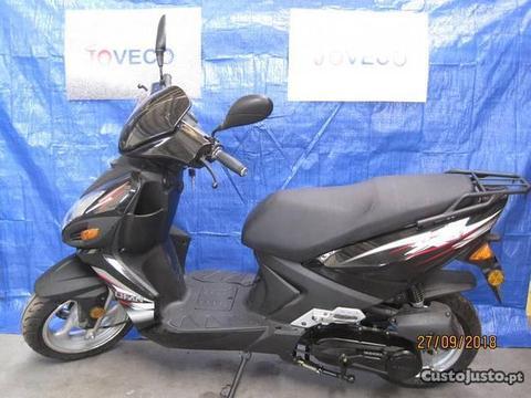 Moto, Scooter 125 c.c. nova, qualidade e PREÇO