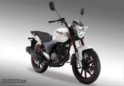 Mota da KSR Moto - Code 125