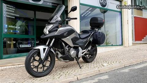 Honda NC700 X 2012