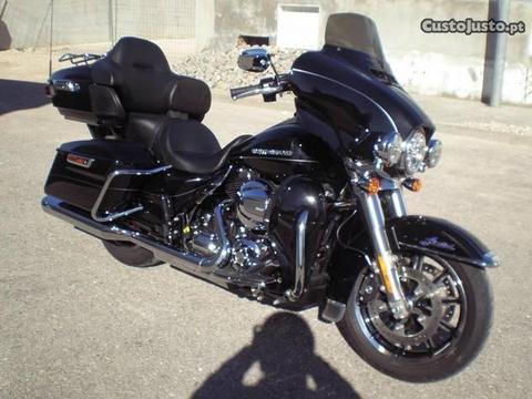 Harley Davidson Electra Glide Ultra Limited Low