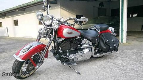 Harley Davidson Softline Springer-Edição Limitada
